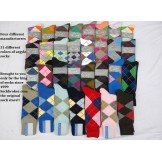 50% Off 24 pairs cotton argyle sock..