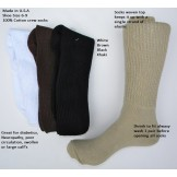 100% Cotton socks- Women's