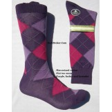 Vannucci mercerized cotton purple, ..