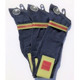 30% Off 3 Pairs Navy Big & Tall Mer..