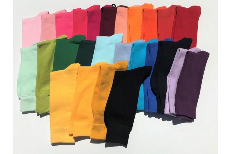 b3b08a6b081 Men s Solid cottonl Dress Socks Size 7-12