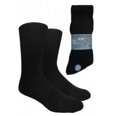 6PK Mesh Ventilated Dry Fit Running Crew Socks
