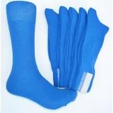 6 pairs groomsmen Royal Blue woven ..