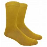 Mustard Yellow Men's Cotton Dress S..