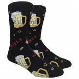 20% off Beer Mug Cotton Crew Socks ..
