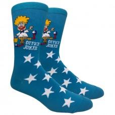 30% Off The Office Joker Novelty Cotton Crew Socks Size 6-12