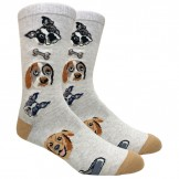 Novelty Dog Lover Socks