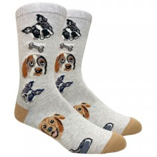 Novelty Dog Lover Socks