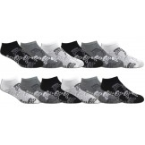 6 pairs of  men's gothic skull low ..