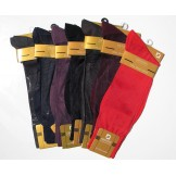 Sheer Silky Formal Dress Socks-Men'..