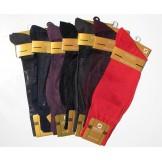 Sheer Silky Formal Dress Socks-Men'..