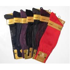 Sheer Silky Formal Dress Socks-Men's