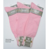 Hot pink wheat textured rayon forma..