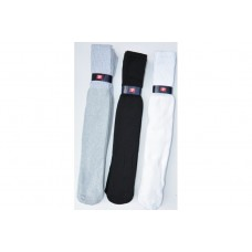 Pack of 91% Cotton Tube Socks 9-11 or 10-13