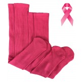 Solid Pink Tube Knee high Socks Or ..