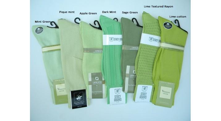 Green Socks For Men