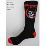 The misfits skeleton face mid-calf ..