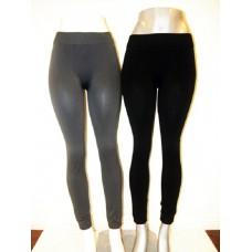 Working Women's Seamless Non-transparent Spandex Leggings