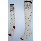 Sale!! O'Neill Ivory polka dot over..